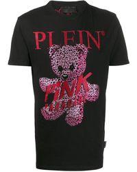 Philipp Plein - Pink Paradise テディベア Tシャツ - Lyst