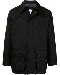 Barbour Bedale ジャケット - ブラック