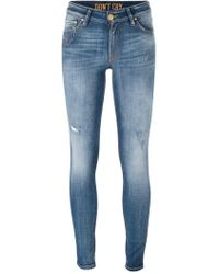 Don't Cry - Stonewash Skinny Jeans - Lyst