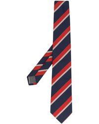 Brunello Cucinelli - Cravatta a righe - Lyst