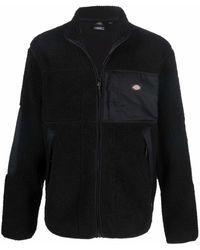 Dickies Construct Logo-patch Sheraling Jacket - Black