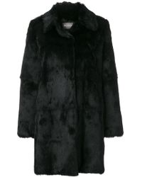 Meteo by Yves Salomon - Cappotto Oversize - Lyst