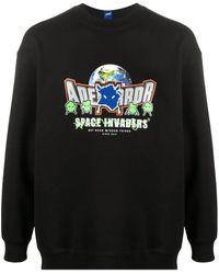 ADER error - Space Invaders スウェットシャツ - Lyst