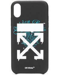 Off-White c/o Virgil Abloh - Dripping Arrows Iphone Xr ケース - Lyst