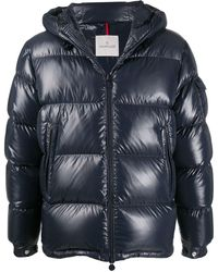 Moncler Ecrins Down Jacket - Blue