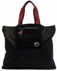 Lanvin ハンドバッグ - ブラック
