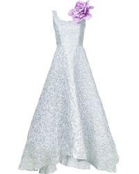 Bambah Argentina Princess ドレス - メタリック