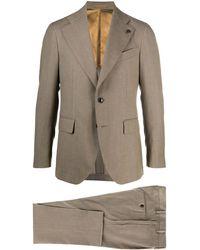 Gabriele Pasini ツーピーススーツ - ブラウン