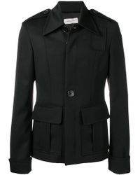 Wales Bonner - Fitted Military Jacket - Lyst