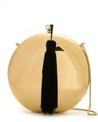 Isla - Tassel Detailing Clutch Bag - Lyst
