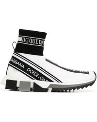 Dolce & Gabbana ソレント スニーカー - ホワイト