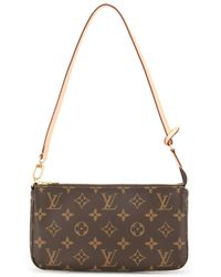 Louis Vuitton Borsa a spalla Pre-owned Accessoires 2020 - Marrone