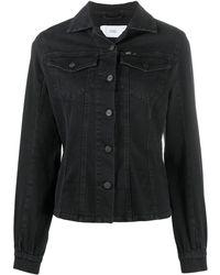 Closed Denim Jacket - Black