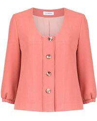 Olympiah Andes Jacket - Pink