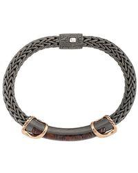 John Hardy Bracelet Asli - Gris