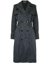 Bottega Veneta - Butterfly Trench Coat - Lyst