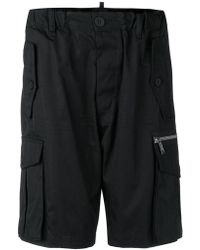 DSquared² - Cargo Shorts - Lyst