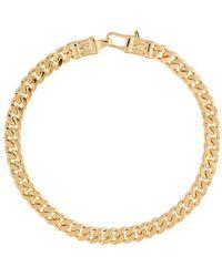 Tom Wood Curb Chain Bracelet - Metallic