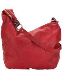 Guidi - Large Zipped Crossbody Bag - Lyst