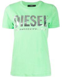 DIESEL - グラフィック Tシャツ - Lyst
