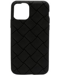Bottega Veneta Чехол Для Iphone 11 Pro С Плетением Intrecciato - Черный