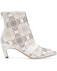 Marc Ellis - Studded Ankle Boots - Lyst