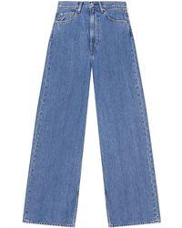 Ganni X Levi's® ストレートジーンズ - ブルー