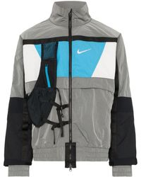 Nike X Off-white Multicoloured Nrg Hooded Jacket