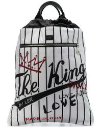 Dolce & Gabbana - The King Backpack - Lyst