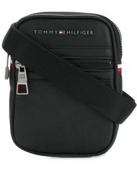 Tommy Hilfiger | Elevated Mini Reporter Bag | Lyst