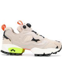 Reebok Instapump Fury Trail Sneakers - Multicolor