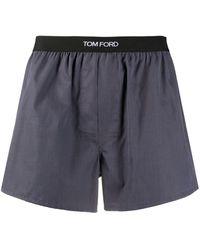 Tom Ford - ロゴバンド ボクサーパンツ - Lyst