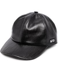 Rick Owens Drkshdw - Logo-patch Cap - Lyst