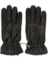 Rossignol シープスキン 手袋 - ブラック