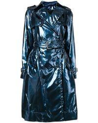 Marc Jacobs - Trenchcoat aus Vinyl - Lyst
