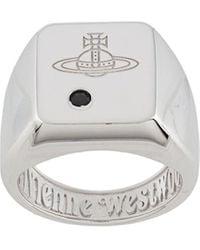Vivienne Westwood - Перстень С Гравировкой - Lyst