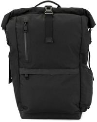 AS2OV Рюкзак С Отворотом - Черный