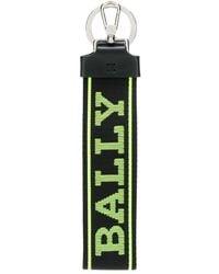 Bally ロゴ キーホルダー - グリーン