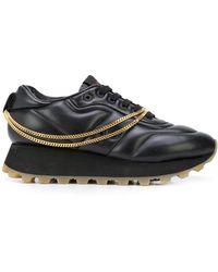 Proenza Schouler Puffy Sneakers - Black