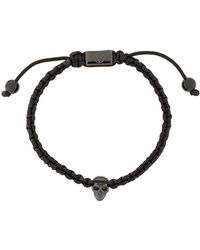 Northskull - Armband Met Schedel - Lyst