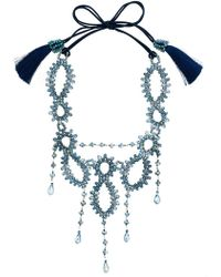 Night Market - Tied Necklace - Lyst