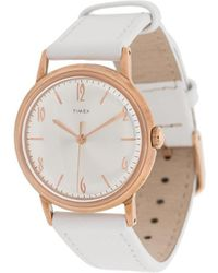 Timex Наручные Часы Marlin 34 Мм - Белый