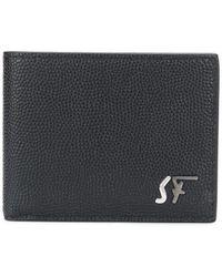 Ferragamo - Бумажник С Логотипом - Lyst