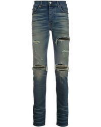 Amiri Skinny Jeans - Blauw
