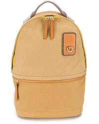 Loewe Small Logo-patch Backpack - Multicolour