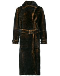 Tom Ford - Belted Coat - Lyst