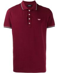 DIESEL Poloshirt - Rood