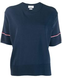 Thom Browne - クルーネック Tシャツ - Lyst