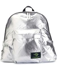 Lyst - Kris Van Assche Eastpak Melange Cotton Fleece Backpack in ... 5390e00ab05bb