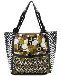 Jamin Puech - Embroidered Tote Bag - Lyst